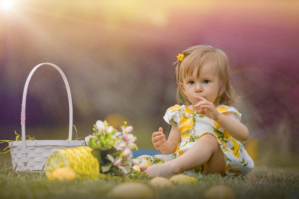 Детски фотограф
