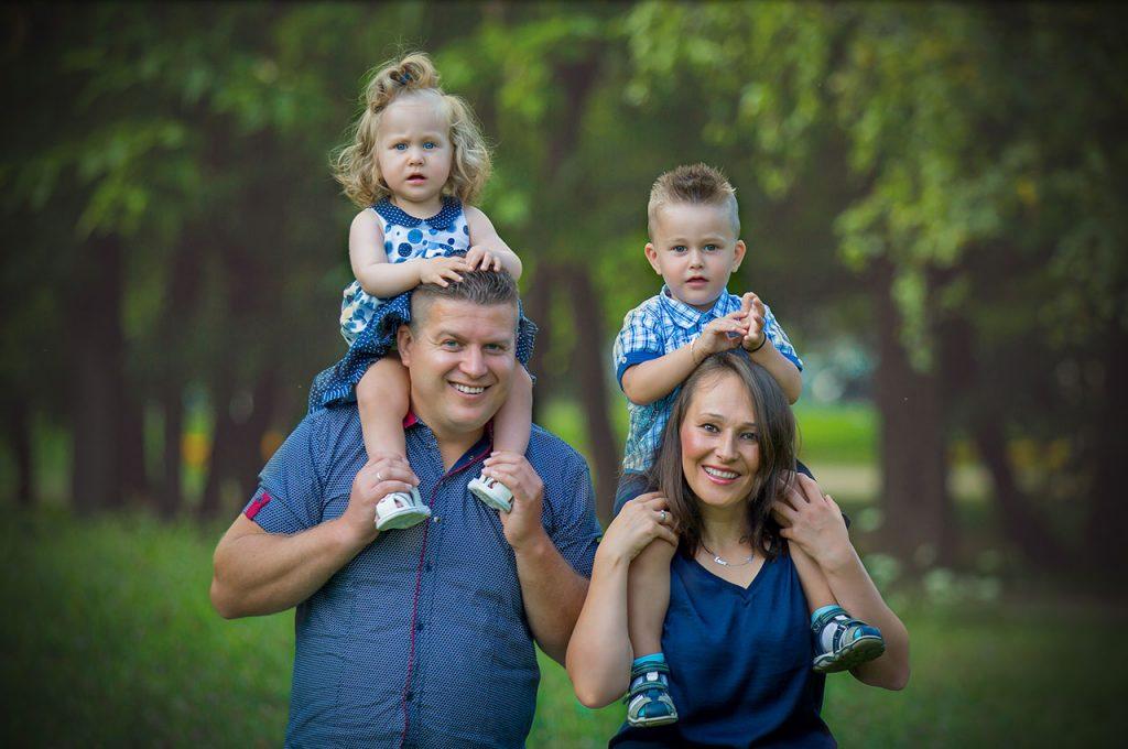 Семейно щастие