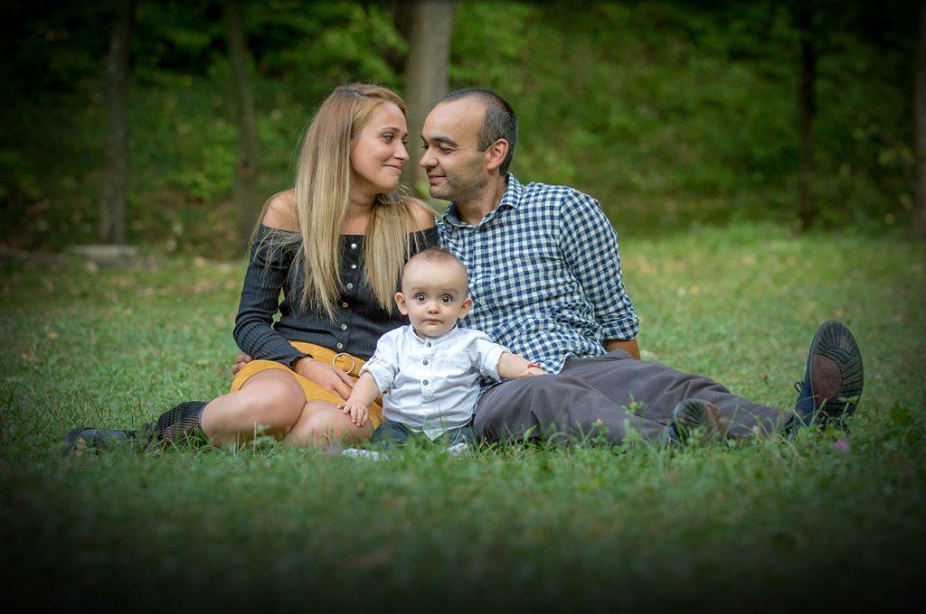 Семейна фотография