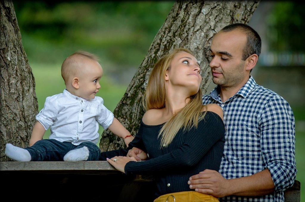 Семейни снимки