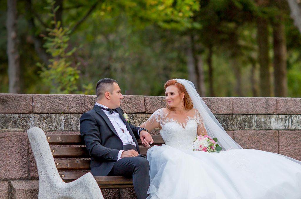 Сватбено фото